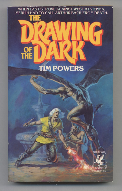 Image for THE DRAWING OF THE DARK.