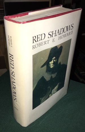 Image for RED SHADOWS.