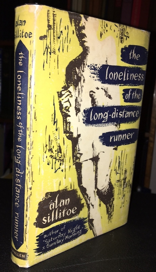 Image for ALAN SILLITOE: THE LONELINESS OF THE LONG-DISTANCE RUNNER—W.H. Allen, 1959. [First Edition]. Read a movie!