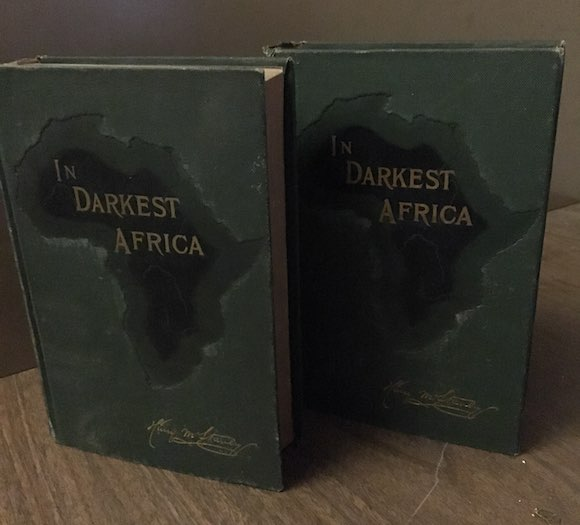 Image for HENRY M. STANLEY: IN DARKEST AFRICA—Charles Scribners, 1890. First American Edition. TWO VOLS.