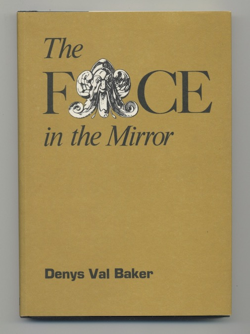 Image for THE FACE IN THE MIRROR—TWO COPIES, 1ST & 2ND D.J. STATES