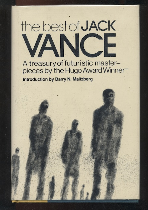 Image for THE BEST OF JACK VANCE. A Treasury of Futuristic Masterpieces by the Hugo Award Winner.