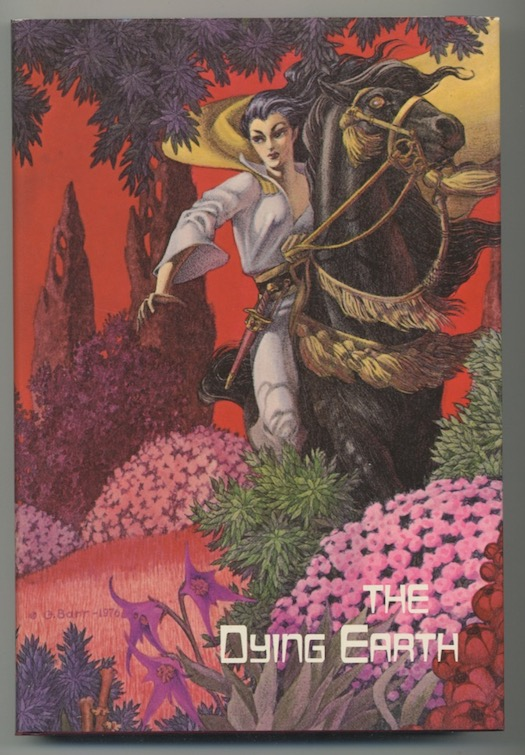 Image for JACK VANCE: THE DYING EARTH—Underwood/Miller, 1976. 1st hardcover. SIGNED, edition limited to 111 copies!