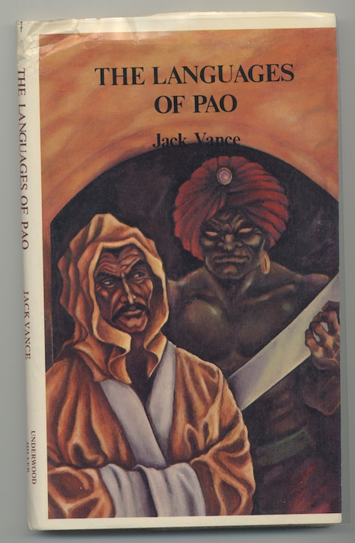 Image for THE LANGUAGES OF PAO—ONE OF 6 PROOF COPIES!]