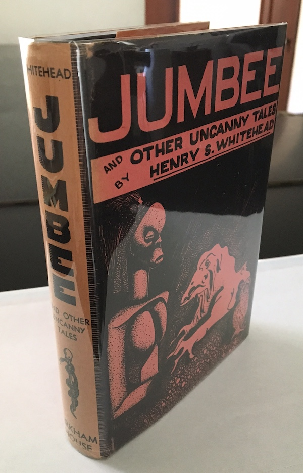 Image for JUMBEE and Other Uncanny Tales.  Arkham House, 1944.  [1559 copies]